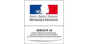 Logo Direccte LR