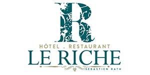 Logo Le Riche by Sébastien Rath